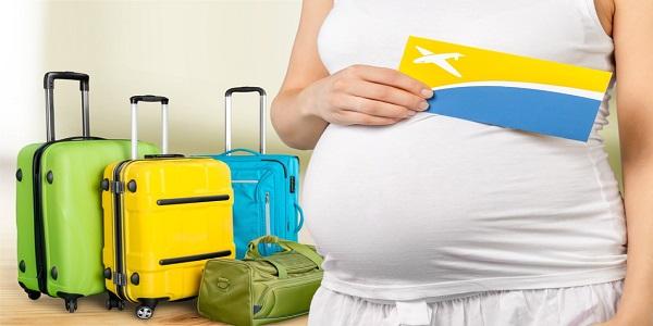 Est-il conseillé de prendre l'avion pendant la grossesse ?