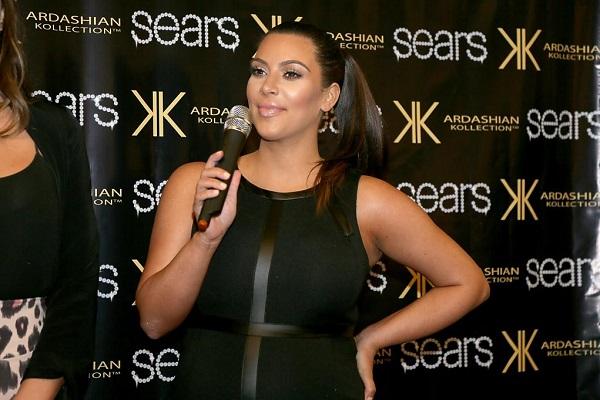 Kim Kardashian et chirurgie esthetique post-grossesse